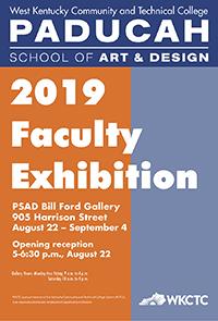 faculty exhibit poster