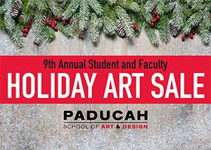 PSAD Holiday Art Sale