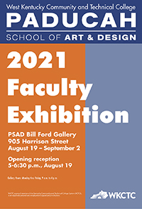 faculty exhibition poster