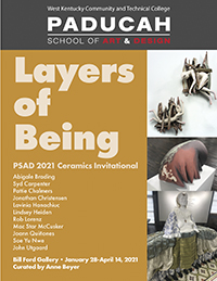 PSAD presents its first online exhibition experience, Layers of Being, through a virtual video tour beginning January 28.