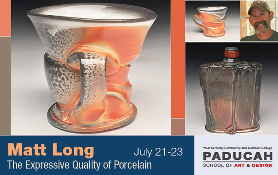 Matt Long The Expressive Quality of Porcelain