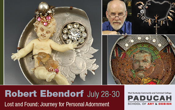 Robert Ebendorf Lost and Found: Journey for Personal Adornment